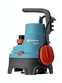 Насос дренажный Gardena 7000/D, 300 Вт
