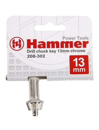 Ключ для патрона Hammer CH-key, 13 мм