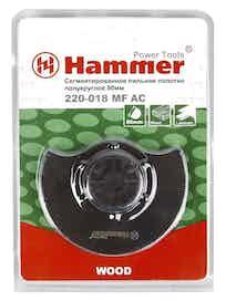 Полотно МФИ Hammer Flex, дерево/металл, 80 мм