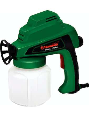 Краскораспылитель Hammer Flex PRZ80A, 80 Вт