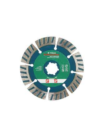 Алмазный диск для штробореза Hammer, 115 х 20 мм