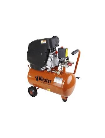 Компрессор WESTER 024-180 + набор пневм.