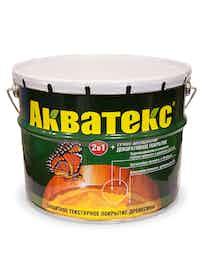 Антисептик Акватекс, 10 л, орех