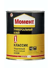 Клей универсальный водостойкий МОМЕНТ-1, 750 мл