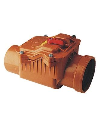 Клапан обратный канализационный 110
