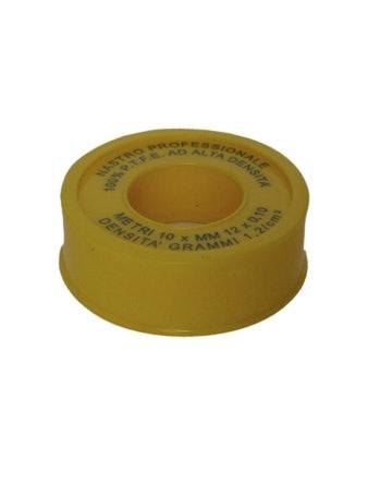 Лента тефлоновая 0,1х12 мм 10 м
