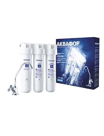 Фильтр для очистки питьевой воды Аквафор Кристалл