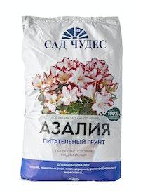 Грунт для комнатных цветов Азалия, 2,5 л