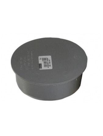 Заглушка PP DN32 для внутренней канализации