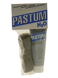 Паста уплотнительная PASTUM H20 70 г + лен