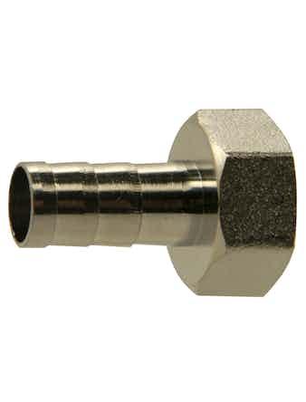 Штуцер ВР 1/2-10 мм никель