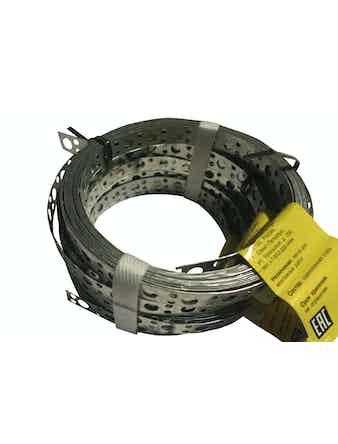 Лента FXA монтажная прямая 12 х 0,75 см 10 м