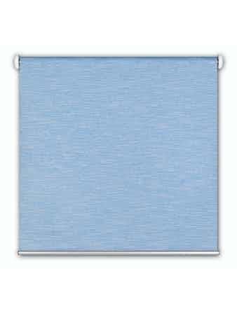 Миниролл blackout Штрих голубой 100 х 175 см