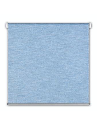 Миниролл blackout Штрих голубой 80 х 175 см