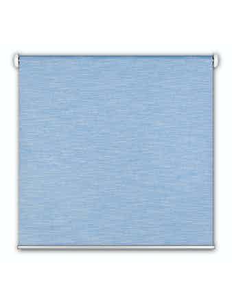 Миниролл blackout Штрих голубой 40 х 160 см