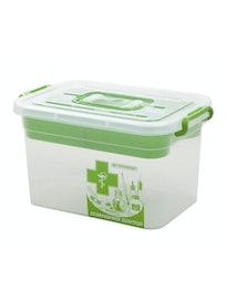 Контейнер для аптечки Домашний доктор с вкладышем 6,5л