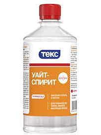 Уайт-спирит 0,5л/0.4кг ТЕКС