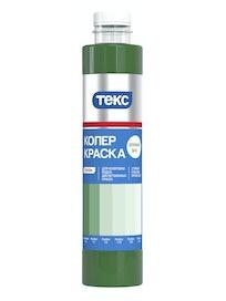 Колер краска Текс Профи № 14, матовая, 0,75 л, зелёная