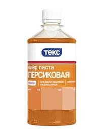 Колер паста Текс Универсал № 12, 0,5 л, персиковая