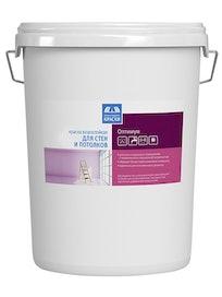 Краска для стен и потолков Текс Оптимум, влагостойкая, 25 кг