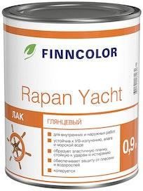 Лак алк-ур. Rapan Yacht EP гл.0,9л Finnc