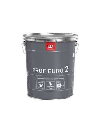 Краска Tikkurila Prof Euro 2 VVA, матовая, 18 л