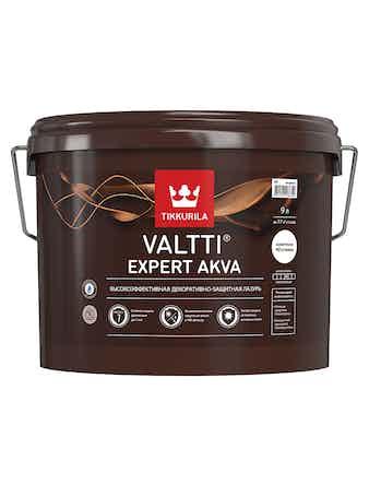 Антисептик Tikkurila Valtti Expert Akva EP, 9 л