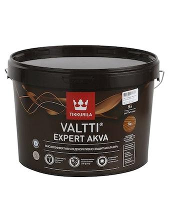 Антисептик Tikkurila Valtti Expert Akva Тик, 9 л