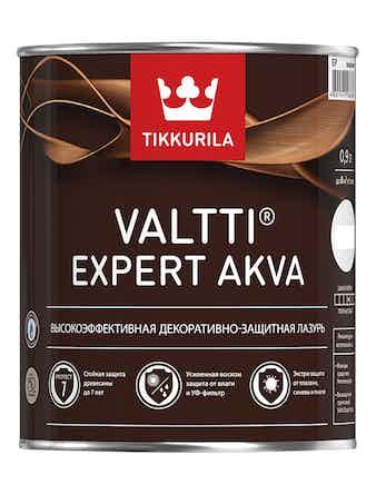 Антисептик VALTTI EXPERT AKVA, Белый дуб, полуматовый, 0,9 л