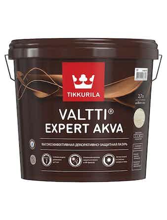 Антисептик Tikkurila Valtti Expert Akva Белый дуб, 2,7 л