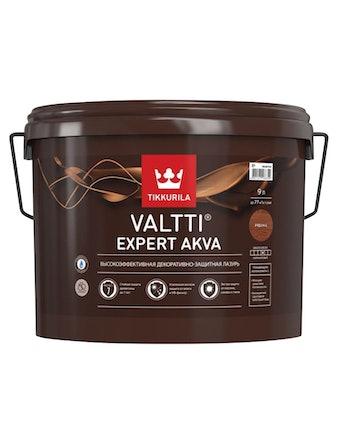 Антисептик Tikkurila Valtti Expert Akva Рябина, 9 л