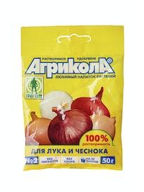 Удобрение Агрикола №2, лук, чеснок 50 г