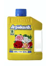 Удобрение для роз Агрикола, 250 мл
