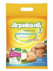 Удобрение Агрикола Картофельное, 2,5 кг