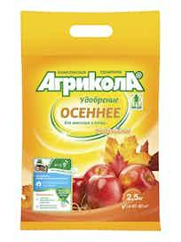 Удобрение Агрикола Осеннее, 2,5 кг