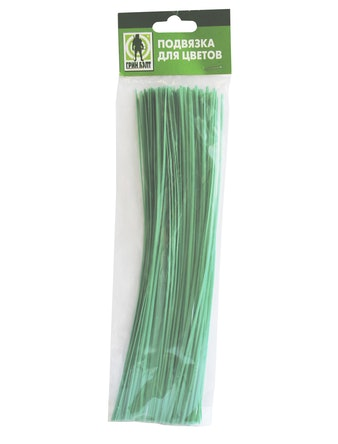 Подвязка для цветов Грин Бэлт, 100 шт х 25 см