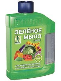 Инсектицид Зеленое мыло, 250 мл