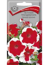 Семена Петуния грандифлора Хулахуп красная