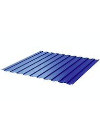 Профнастил С8, 1200 х 2000 х 0,4 мм, синий