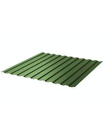 Профнастил C8, 1200 x 2000 х 0,4 мм, зеленый