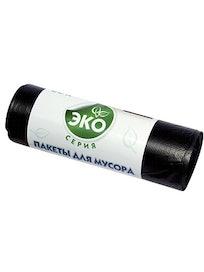 Пакеты д/мусора FXA 60л 20шт пов. проч.