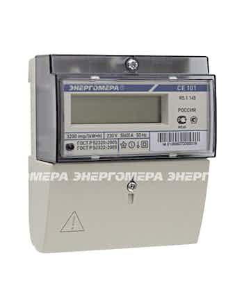 Счетчик электроэнергии Энергомера CE101-R5.1 145