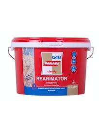 Спецгрунт PARADE Reanimator G40 по ст.покрытиям 10л