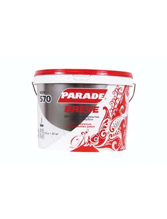 Декор.покрытие PARADE DECO S70 Effetto di pelliccia Breve Белый 15 кг