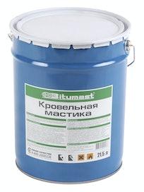 Мастика кровельная Bitumast, 21,5 л