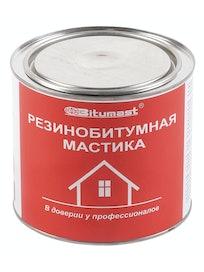 Мастика резинобитумная Bitumast 2 л