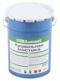 Мастика кровельная Bitumast, 5 л