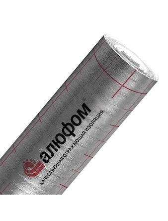 Теплоизоляция АЛЮФОМ РЕ, 3 мм