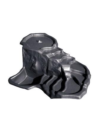 Фонтан 1, 141 х 154 х 67 см, черный