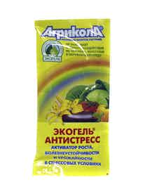 Экогель Антистресс, пакет, 20 мл